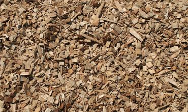 Woodchip Installation